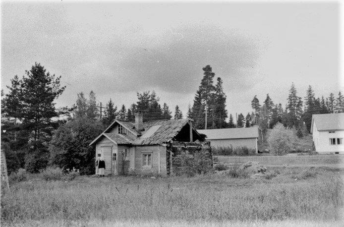 Järnström, Hulda. Kenttälä, Koskenkylä