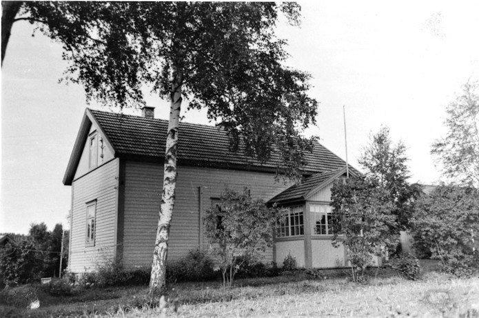 Dahlström, Anselm. Rauhala, Koskenkylä