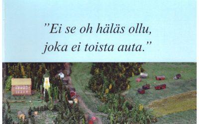 Hämeenkoski esillä Hollolan kotiseutukirjassa