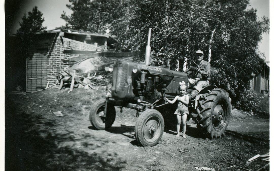 Ruususen traktori