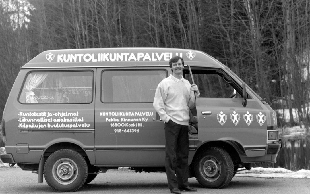 Kuntoliikuntapalvelu Pekka Kinnunen Ky