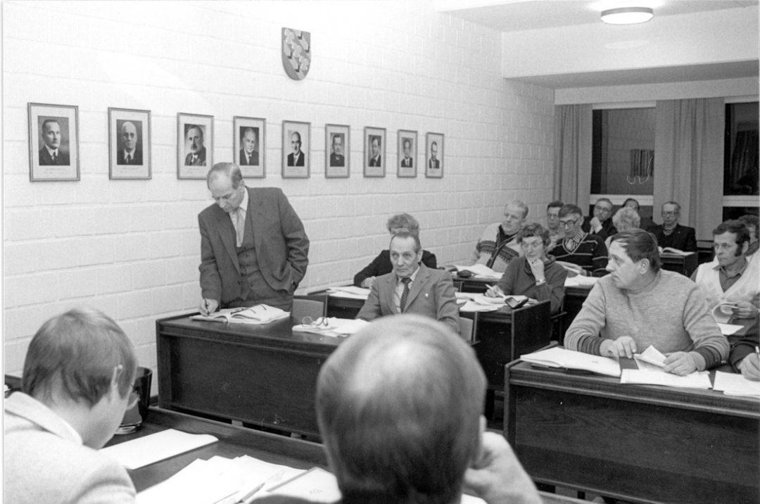 Kunnanvaltuuston kokous