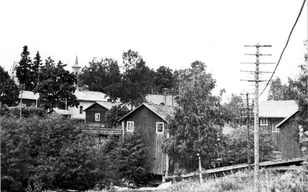 Kosken Myllykylä