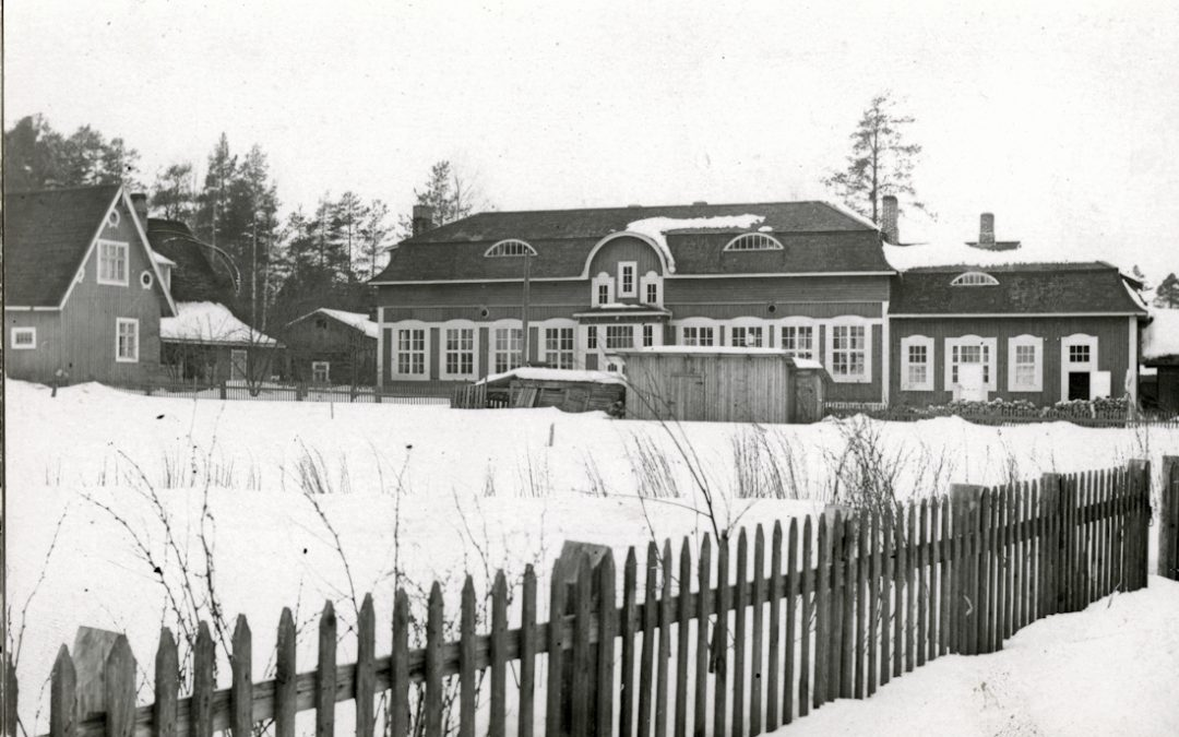 Hugo Silvosen Kutomo v. 1927