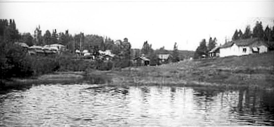 Maisemakuva Teurojoelta