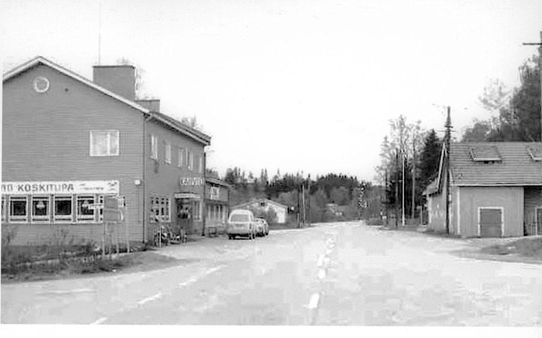 Koskitupa vuonna 1979
