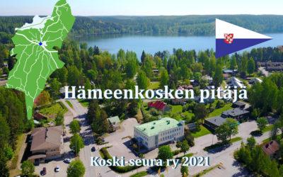 Koski-seuran kalenteri vuodelle 2021