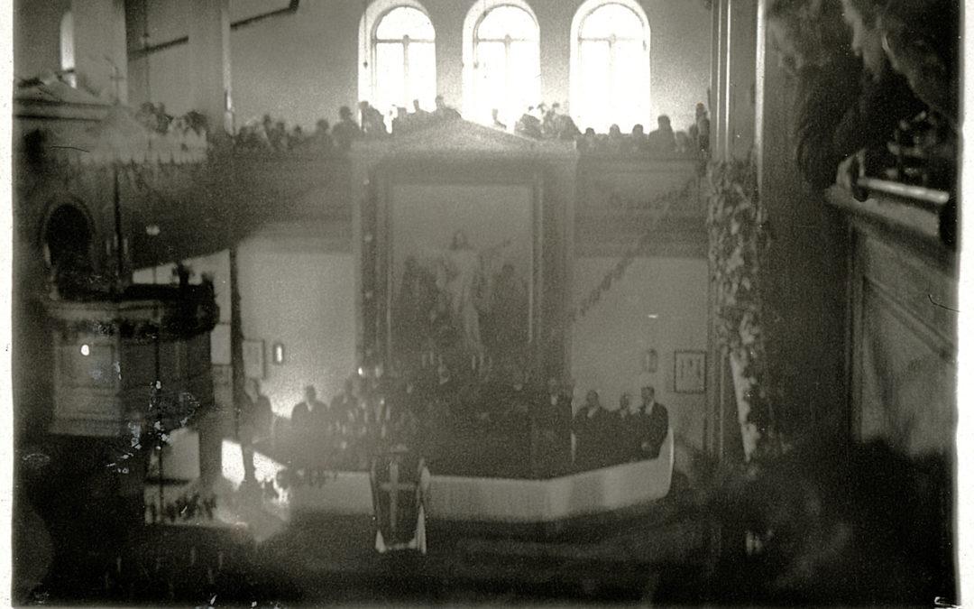 Piispantarkastus 1926