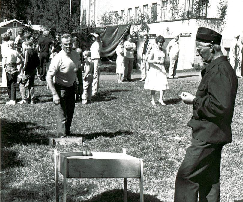 VPK:n juhlat v. 1983