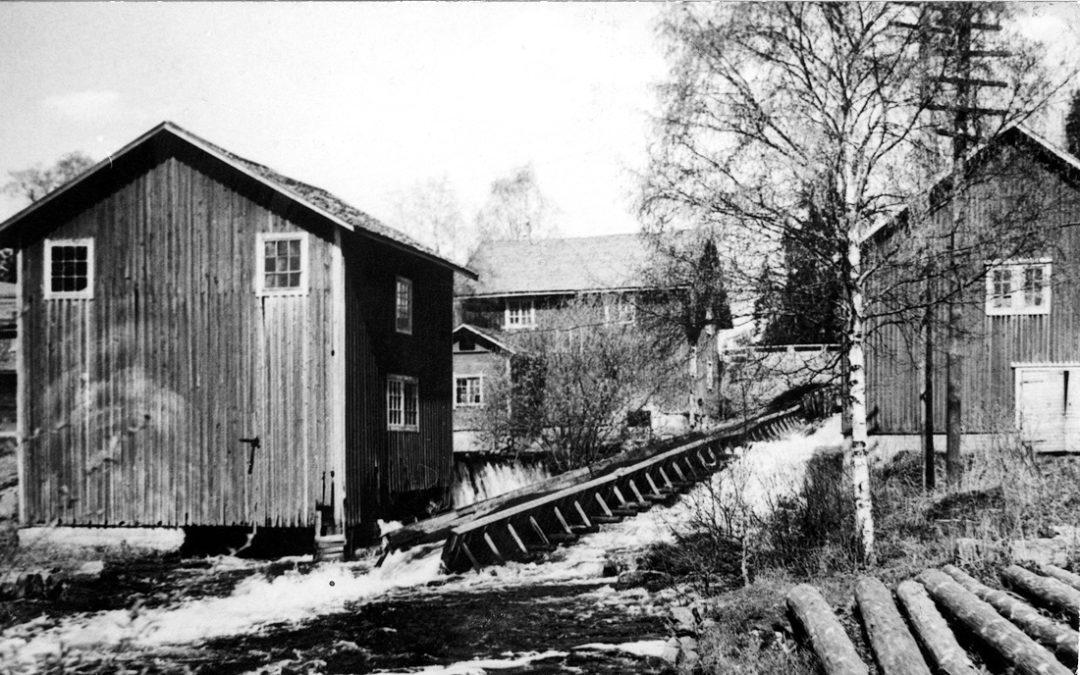 Kosken Hl Myllykylä v. 1951